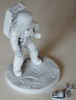 Apollo Astronaut, 120 mm, Resin Kit