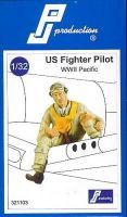 US Fighter Pilot (WWII-Pacific), 1/32