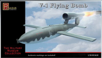 V-1/ Fi 103 German Flying Bomb, 1/18 Kit