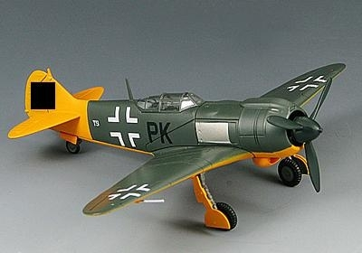 "La-5FN, Stendal, Duben 1945, ""Captured"" (of ""Wanderzirkus Rosarius""), 1/72 Collectible"