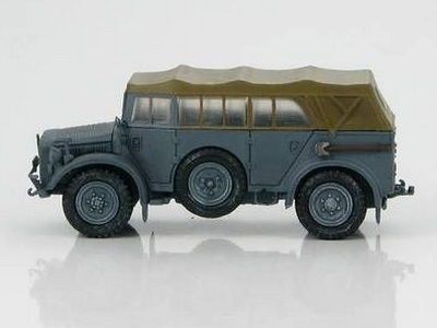 Horch 1a, European Theatre, tank grey, 1/72