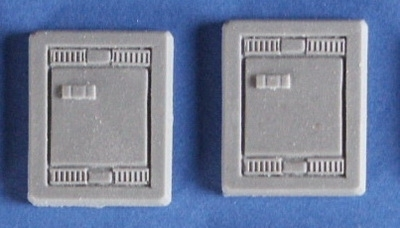 Side Panel for Tanks or Shelters 02