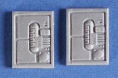 Side Panel for Tanks or Shelters 03