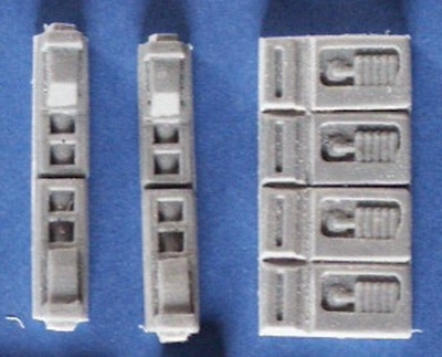 Side Panel for Tanks or Shelters 07