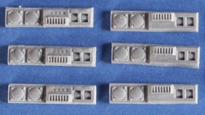 Side Panel for Tanks or Shelters 06