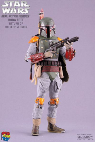 Boba Fett - Return Of The Jedi - Version, 1/6 Action Figure