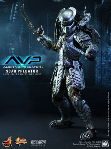 Scar Predator - AVP  - 1/6 Collectible