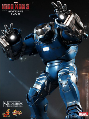 IRON MAN 3 - Igor Mark XXXVIII (38), 1/6 Collectible