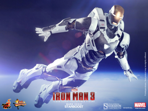 IRON MAN 3 - Mark XXXIX - Starboost, 1/6 Collectible