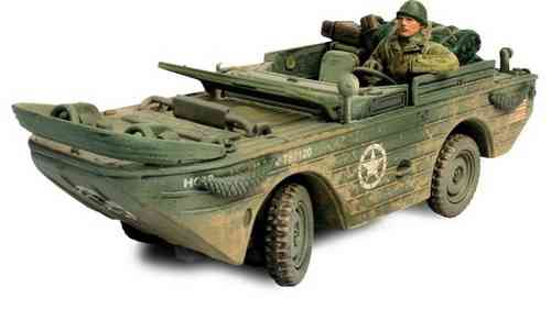 U.S. Amphibian General Purpose Vehicle (GP), Normandie 1944, 1/32