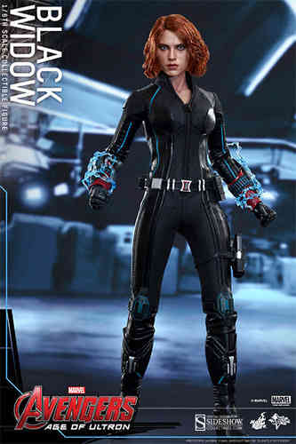 Black Widow, Avengers - Age of Ultron, 1/6 Sammlerfigur