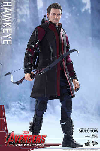 Hawkeye, Avengers Age of Ultron, 1/6 Collectible