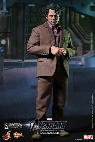 Bruce Banner, Avengers, 1/6 Collectible