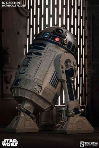 R2-D2, Star Wars, deluxe 1/6 Collectible