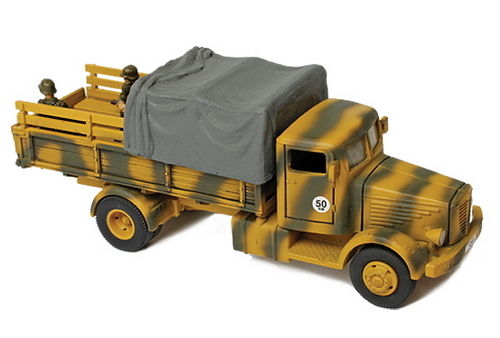 Büssing-NAG Type 4500A, German Truck, 1/72