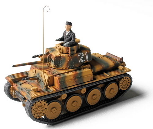 German Tank 38(t), Ukraine 1944, 1/72