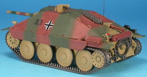 Jagdpanzer 38(t) Hetzer, Germany, 1945, 1/48 Collectible