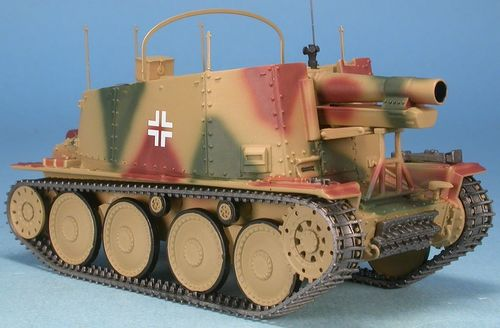 Sturmpanzer 38(t) Grille, Ausf.H, Sd.Kfz.138/1, Pz. Lehr Div., Normandy 1944, 1/48 Collectible