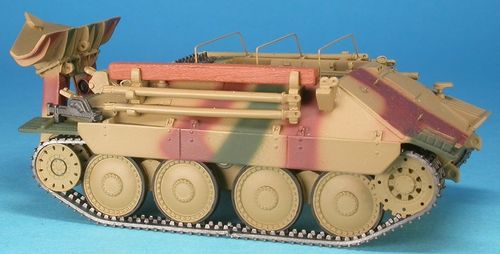 "Bergepanzer 38(t) Hetzer Operation ""Nordwind"", January 1945, 1/48 Collectible"