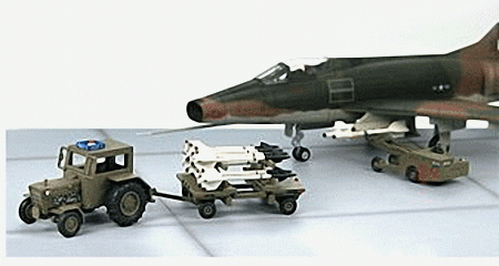 US Modern Weapon Loading Set, 1/72