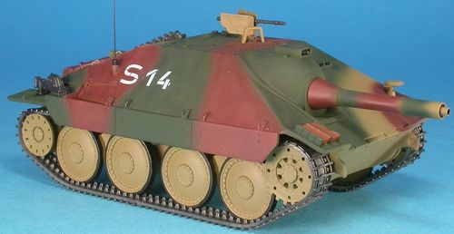 Flammpanzer 38(t) Hetzer, 1/48 Collectible