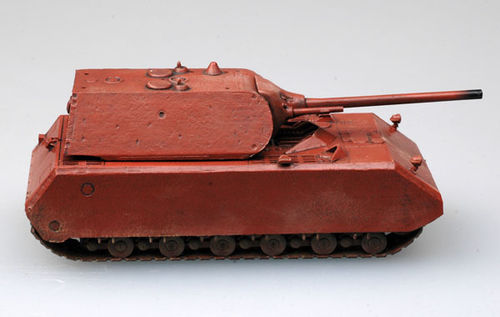 Panzer Maus, Super Heavy Tank, German WWII Project