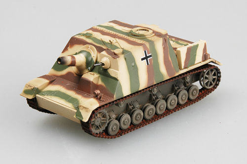 Brummbär (three color camo), Ostfront 1944, 1/72 Collectible