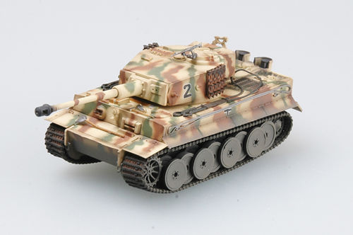 Tiger I (mid Vers.), sPzAbt.508, Italy1944, 1/72 Collectible
