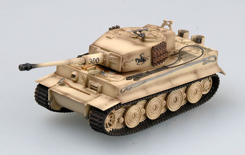 Tiger I (late Vers.), schwere Pz.Abt.505, 1944, Russia, Tiger-Nr. 300, 1/72 Collectible