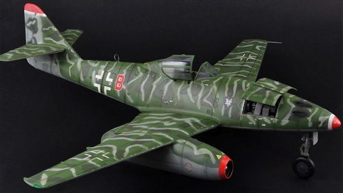 Me-262 Edelweiss, 1/18 Collectible
