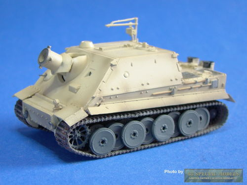 Sturmtiger, sand, 1/72 Collectible
