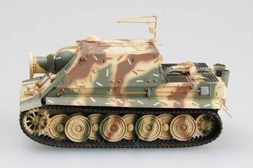 Sturmtiger, late camo, 1/72 Collectible